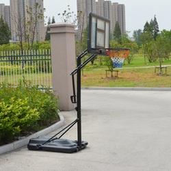 乃力 幼儿园专用款篮球架儿童篮球架室内室外篮球架可升降移动