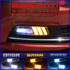 新朗逸日行灯15-17款朗逸LED日间行车灯雾灯改装16朗行日行灯总成
