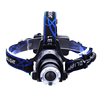 Wind LED headlamp glare charging long-range sensor head mount 3000 bright flashlight lamp fishing Yediao