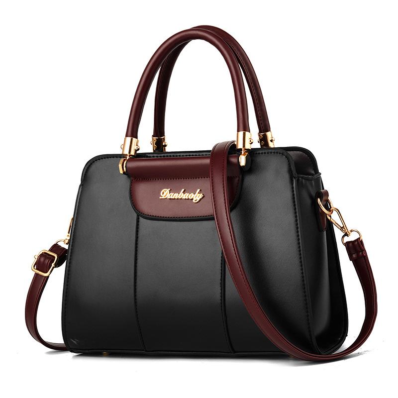 MAKU女包2019新款时尚大容量 手提包 欧美大气 单肩斜挎包