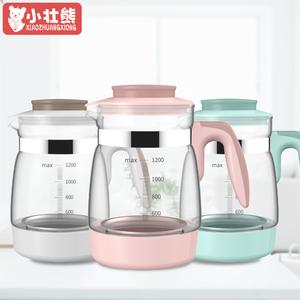 【原装配件】小壮熊恒温调奶器婴儿冲奶器玻璃壶带盖子