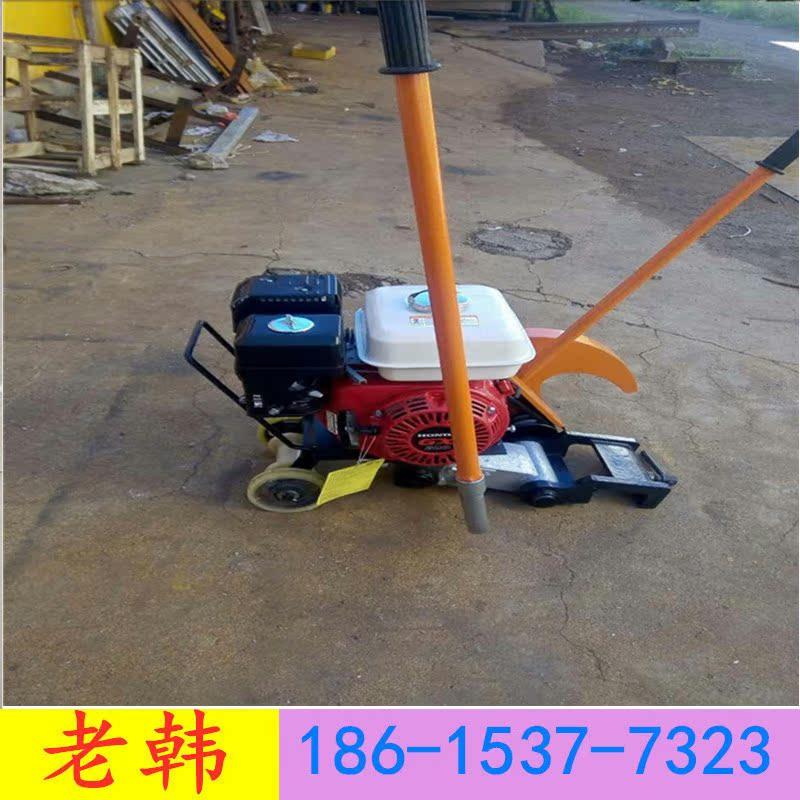 锯钢轨机河北铁路养护工具铁路内燃钢轨锯断机nqg-6.5钢轨切割机
