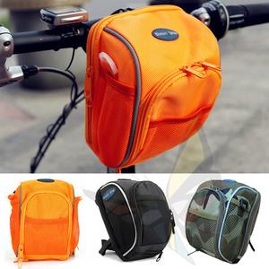 电动折叠自行车车头包 山地车车首包 防水骑行包车前包车把包挂包