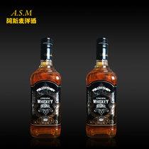three歐肯特軒三桶單一麥芽蘇格蘭威士忌AUCHENTOSHANwood