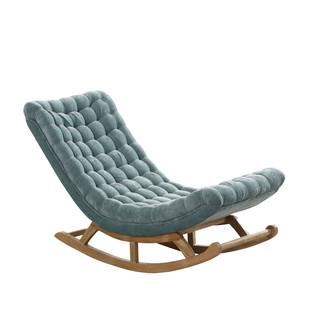 搖椅家用休閒懶人創意陽台休閒椅大人搖搖椅躺椅午睡逍遙椅老人椅