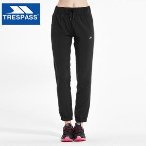 Trespass 趣越 女款户外运动速干七分裤 3色