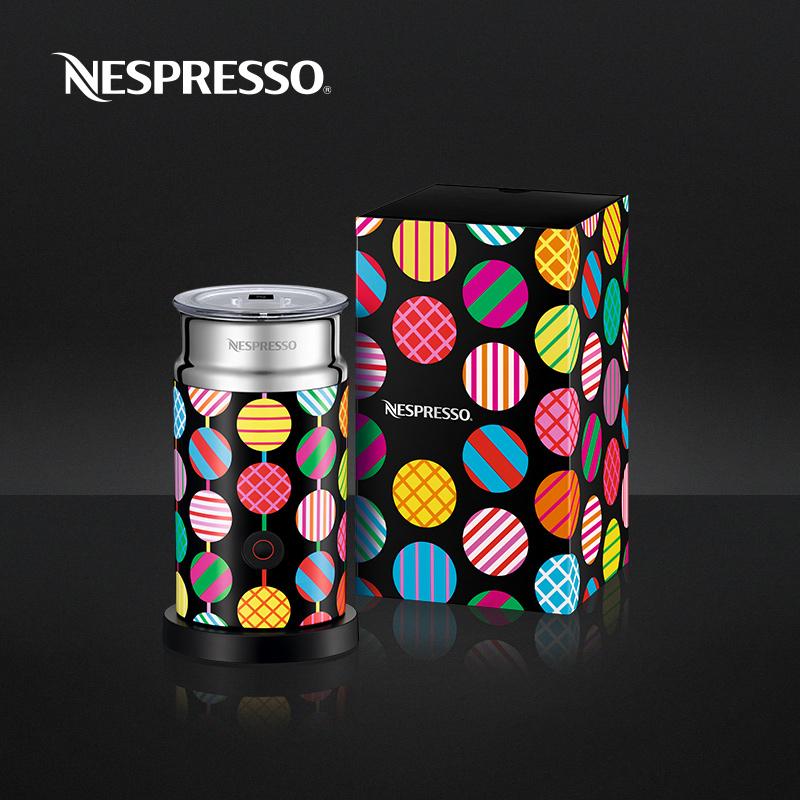 NESPRESSO Aeroccino 3 limited edition молоко пена машинально автоматический многофункциональный борьба молоко устройство