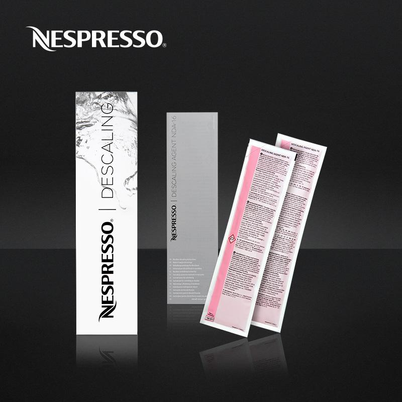 NESPRESSO Новый комплект для удаления накипи Kit Kit