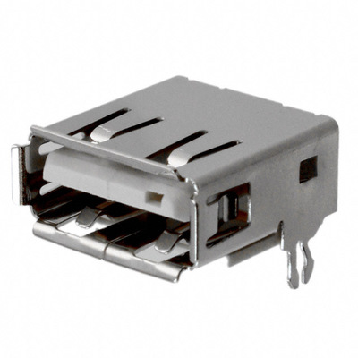 87583-2010BLF [Connector Receptacle USB TypeA 2.0 4 Position