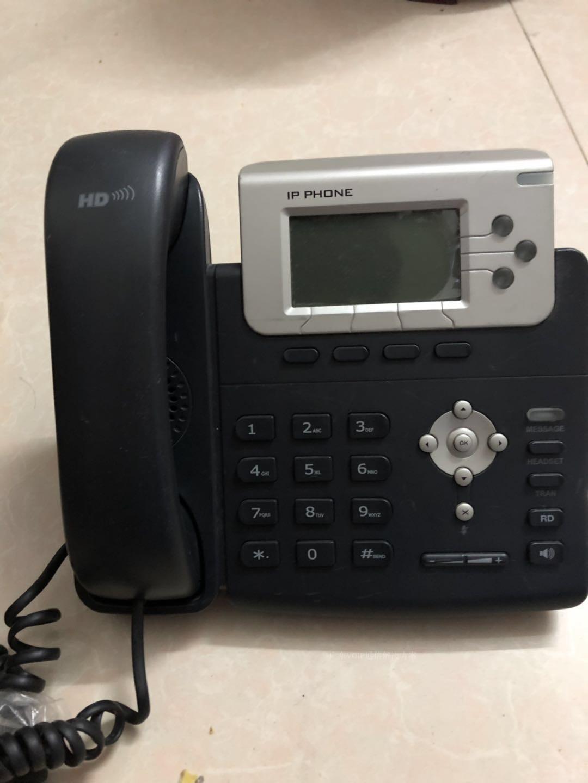 二手亿联IP电话SIP-T22P/T26P西门子IP电话S22P网络客服