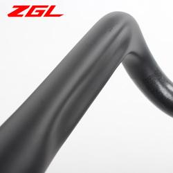 ZGL碳纤维公路车弯把CHB11 竞技比赛专用弯把把手