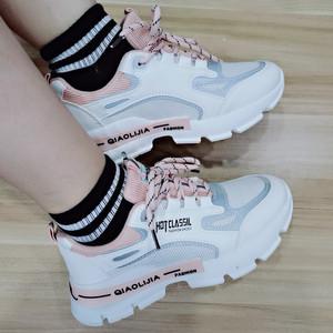 X-24783# 新款休闲运动鞋女鞋 鞋子批发女鞋货源