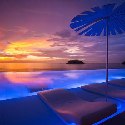 五星豪华海景房+无边泳池!7天 春节泰国旅游普吉岛自由行