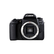 Shandong Canon EOS 77D single body entry-level SLR camera digital high-definition travel SLR camera photography ant self-timer wif home camera
