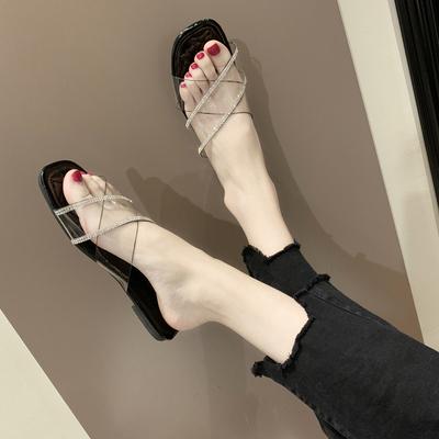透明凉拖鞋值得入手吗