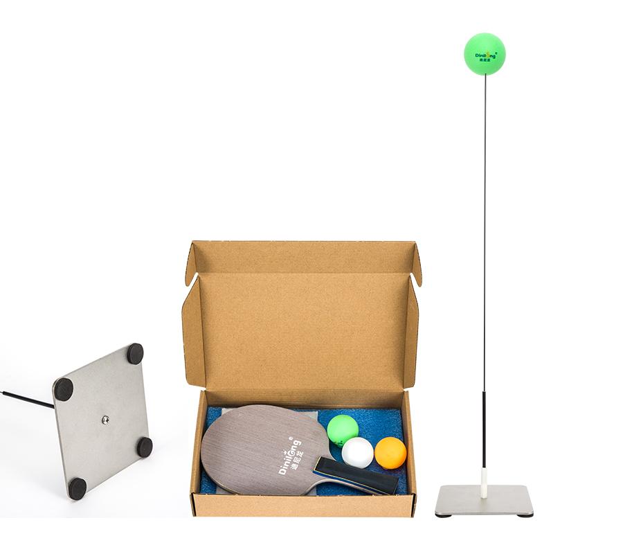 Elastic soft shaft Table Tennis Trainer Training artifact single person self training childrens household fitness equipment creative gift