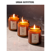 Natural Aromatherapy Candle Urban Outfitters Portable Travel Soybean wax Aromatherapy combustible 50h