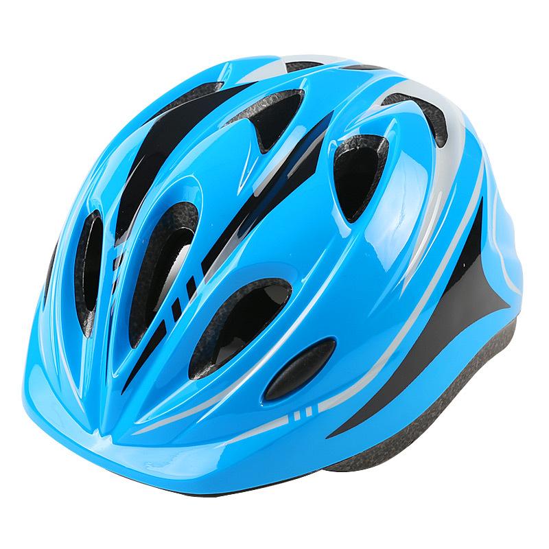 儿童运动头盔轮滑溜冰鞋护具滑板自行车骑行平衡车滑步车安全帽子