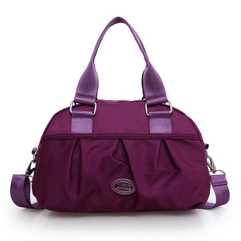 欣栄ネットはファッションカジュアル防水ナイロンのシングルショルダーバッグを提供しております。
