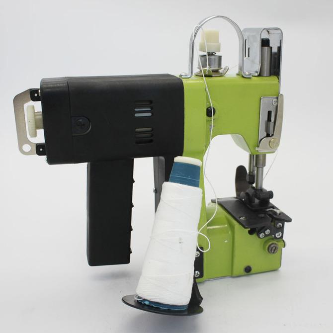 500型枪式 手提电动缝包机封包机编织袋封口机打包机 川工牌GK9