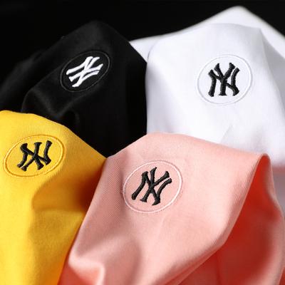 20夏季新款简约高品质丝光棉男士刺绣短袖t恤男2031-2095-P55