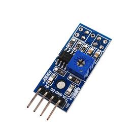 新款寻迹传感器模块避障模块TCRT5000红外反射传感器光电开关