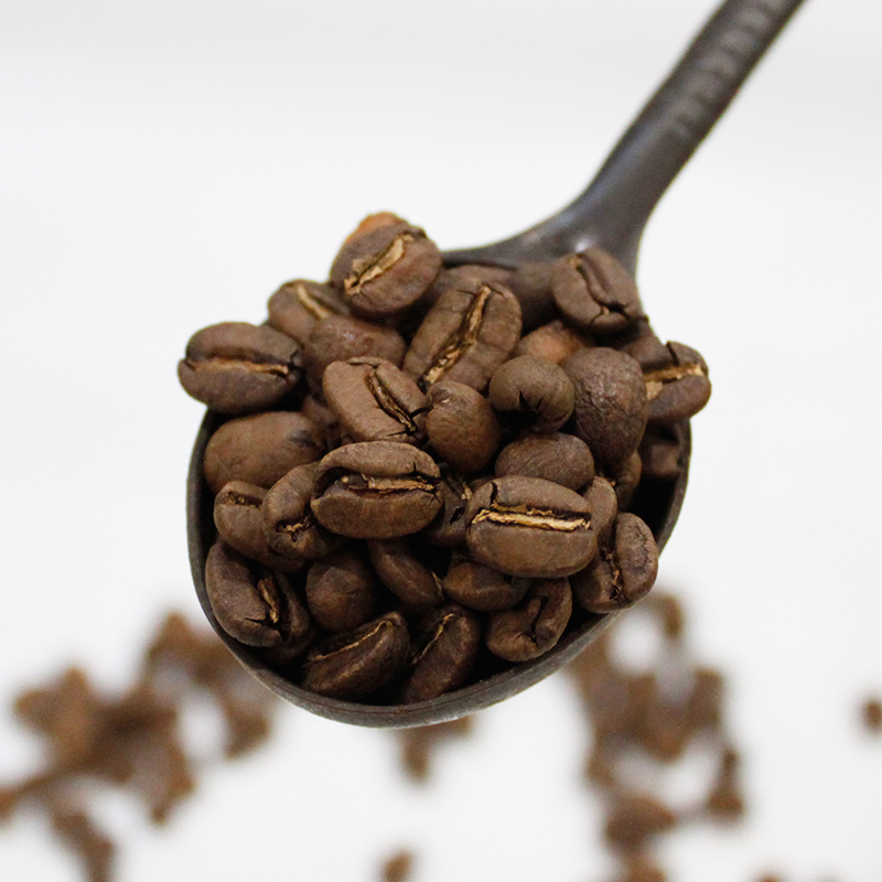 Cibacu Peruvian coffee beans 200g fresh roasted ground coffee powder from San ferno cooperative of cahamarca