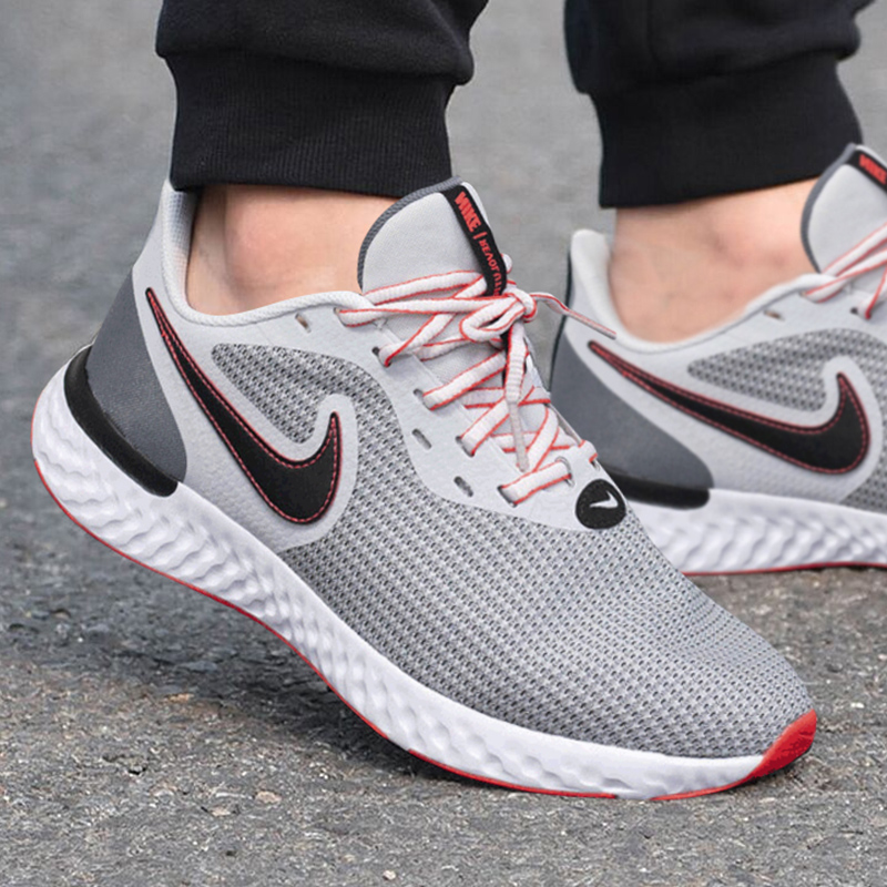 NIKE Nike official website flagship running shoes men's shoes 2020 winter new sports shoes grey shoes genuine running shoes