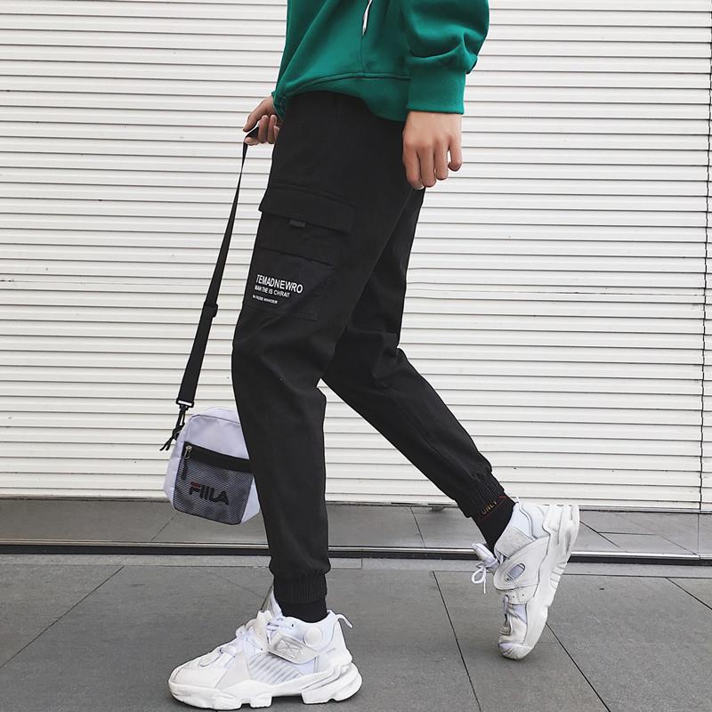修身男裤子
