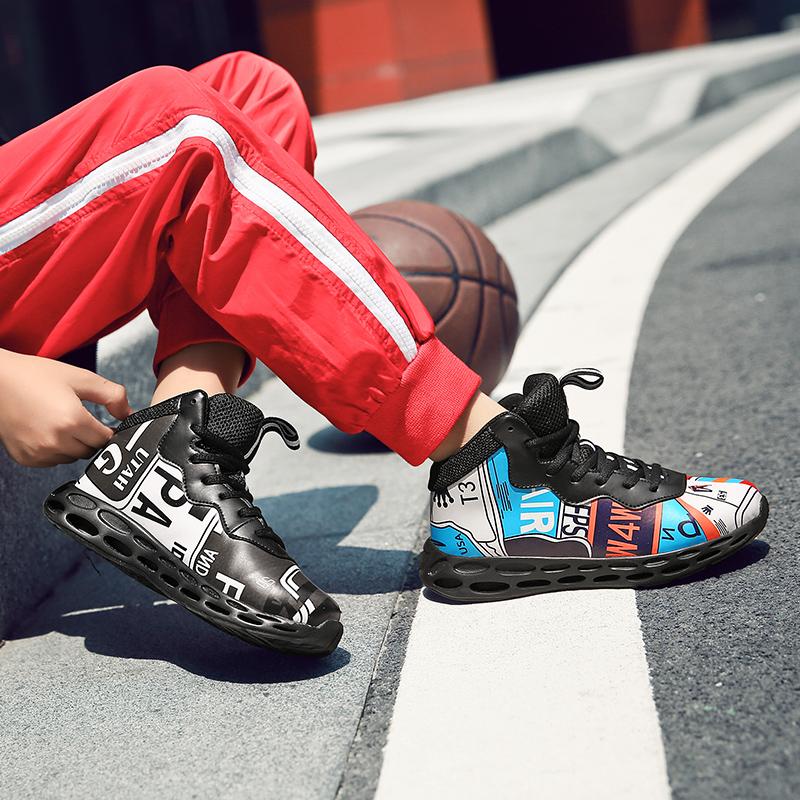 个性男鞋子休闲百搭篮球鞋毒液5闪现2019白色霍华德1全城5张艺兴
