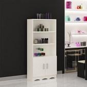 小型美容院产品展示柜创意化妆品柜子美甲货架展示架柜柜台货柜