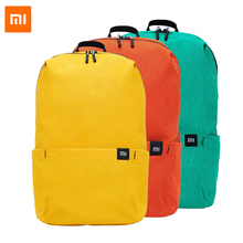 Millet backpack, shoulder bag, dazzling colorful backpack, leisure travel, light student's chest bag, simple outdoor men and women