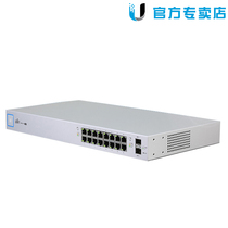 UBNT Poe Switch 16 Gigabit network management US-16-150W supports 24V or 802.3AF at