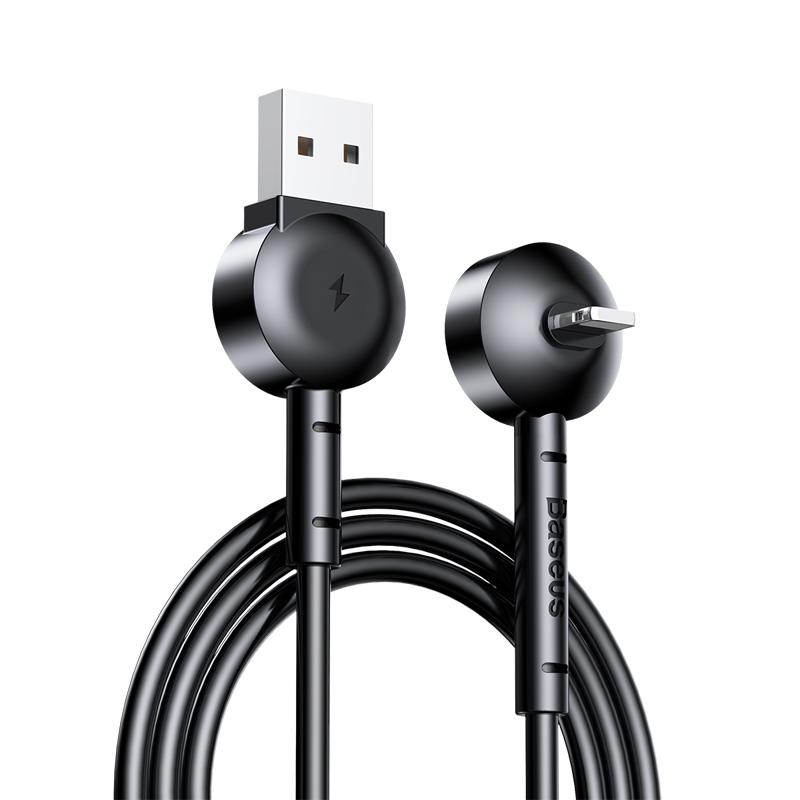 *倍思 苹果数据线iPhone6充电线支架6s桌面加长p手机7plus冲六sp
