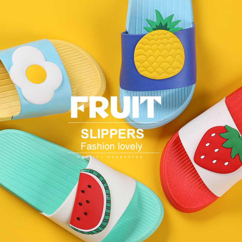 Summer bathroom slippers womens summer indoor home antiskid thick soled lovers lovely bath home mens shoes