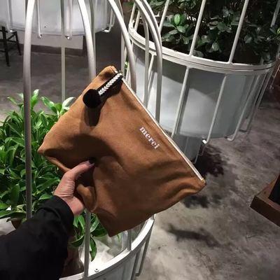包邮2020韩国订单东大门百搭化妆包
