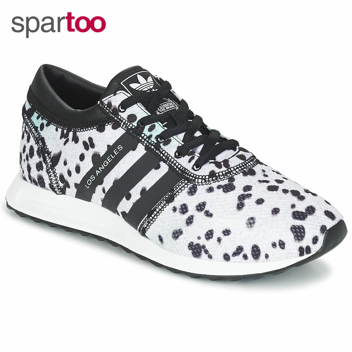 Adidas/阿迪达斯 三叶草款LOS ANGELES女鞋综合训练鞋网球运动鞋