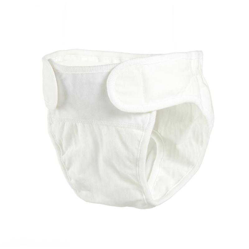 貝貝怡新生兒用品嬰兒純棉紗布尿布褲寶寶透氣防水尿布兜133P009