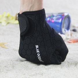 潜水浮潜手套 防刺防割防滑1.5mm男女薄款魔术贴手袜冬泳保暖用品图片