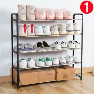 鞋架简易门口多层防尘特价鞋柜宿舍收纳神器小鞋架子放家用经济型