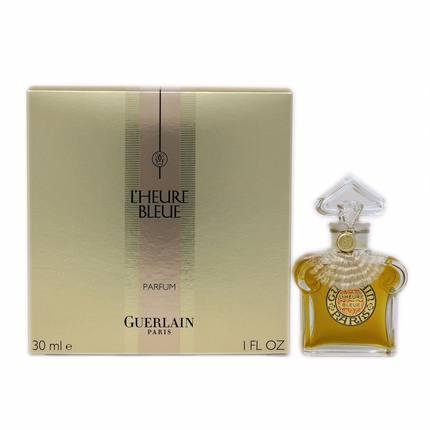 代购GUERLAIN L'HEURE娇兰蓝调时光香水30毫升1 FL.OZ持久