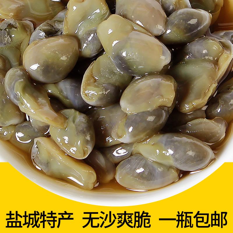 醉螺黄泥螺180g酒味腌制小泥螺无沙盐城特产海鲜醉泥螺