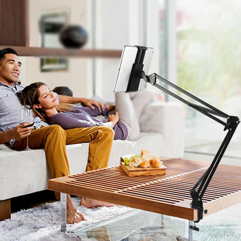 电脑架子床上神器苹果ipad air2手机支架床头平板抖音通用懒人夹