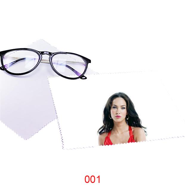 Megan Fox glasses cloth 3-piece multi functional microfiber computer mobile phone screen protection 5967
