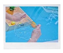 MIDUOLI胶原蛋白多效修护透明补水面膜  急救过敏晒后修护