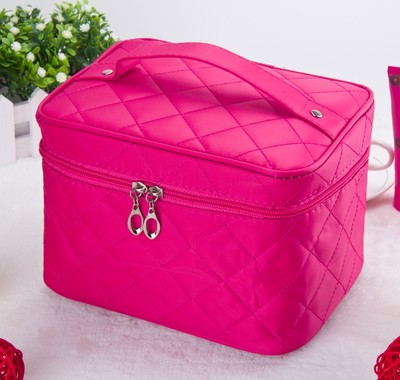 Oversize cosmetic bag portable large capacity storage bag wash skin care bag waterproof multifunctional travel bag over fire