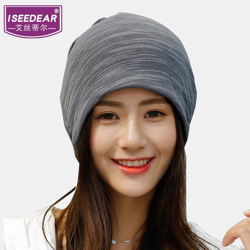 坐月子帽款產後春夏天孕婦帽子春 產婦帽 透氣薄款頭巾用品
