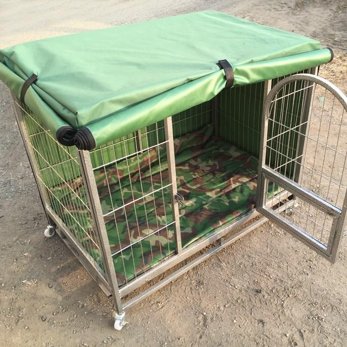 防风防雨防尘宠物笼罩 铁笼子猫笼狗笼子罩子盖布 不包含铁笼