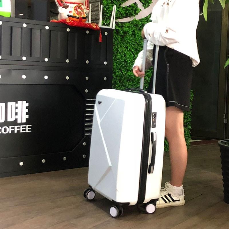韩版20寸皮箱男女拉杆箱24寸万向轮旅行箱大容量26寸学生密码箱潮