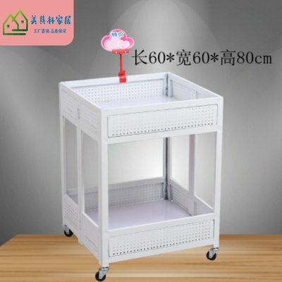 Supermarket Promotional Car Clothing Store Throwing Truck Promotional Float Shelves Special Car Supermarket Promotional Desk Folding Sales Truck